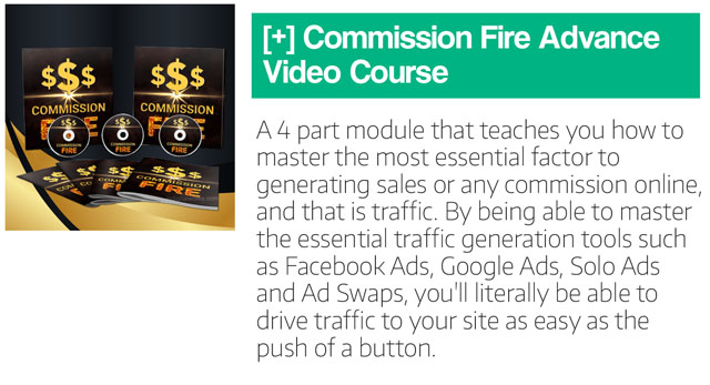 Commission-Fire-Advance-Video-Course