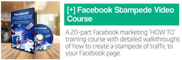 Facebook-Stampede-Video-Course