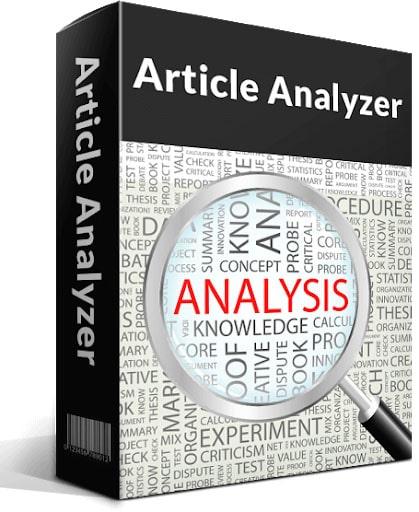 article-analyzer