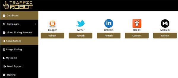 social-account