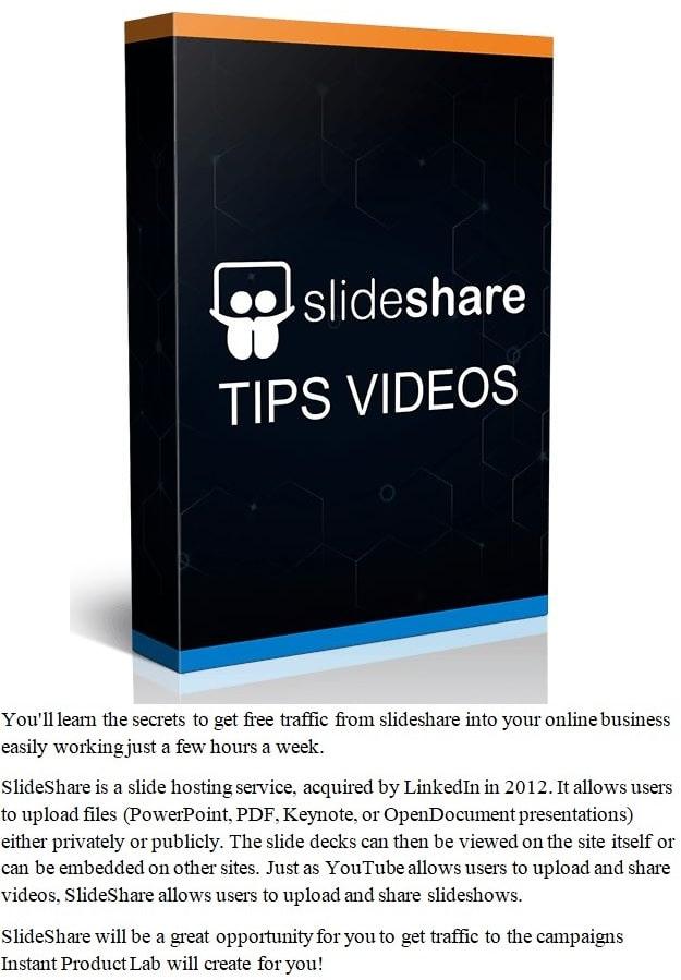 SlideShare-Tips-Videos