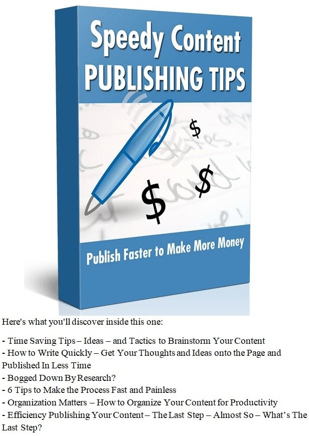 Speedy-Content-Publishing-Tips